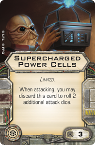 Supercharged Power Cells