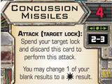 Concussion Missiles