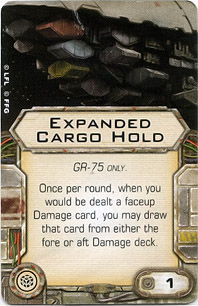 Expanded Cargo Hold