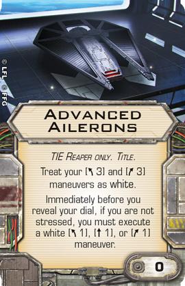 Advanced Ailerons