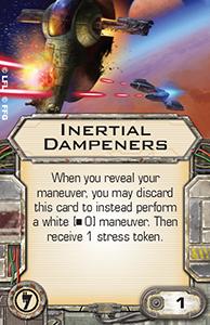 Inertial Dampeners