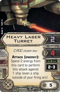 Heavy Laser Turret