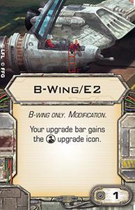 B-Wing/E2