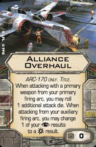 Alliance Overhaul