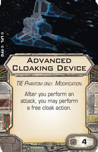 Advanced Cloaking Device
