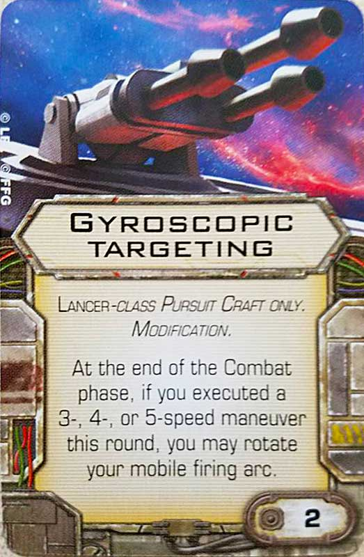 Gyroscopic Targeting