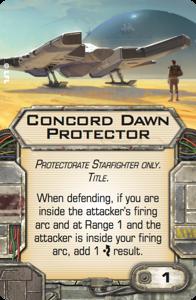 Concord Dawn Protector