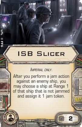 ISB Slicer