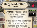 Ion Cannon Turret