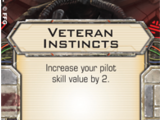 Veteran Instincts
