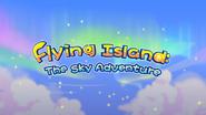 Flying Island English title