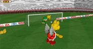 Mario Football 2011 - Dex 4 Screenshot