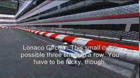 Lonaco Circuit Vanalkercut