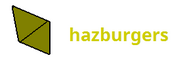 Hazburgers logo 2018pv