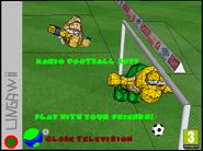 Mario Football 2011 - Boxart