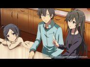 Oregairu Zoku VN - Yukino Route Part 3 (English Subtitles)