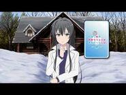 Oregairu Zoku VN - Yukino Route Part 9 (English Subtitles)