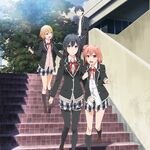List of OreGairu anime episodes