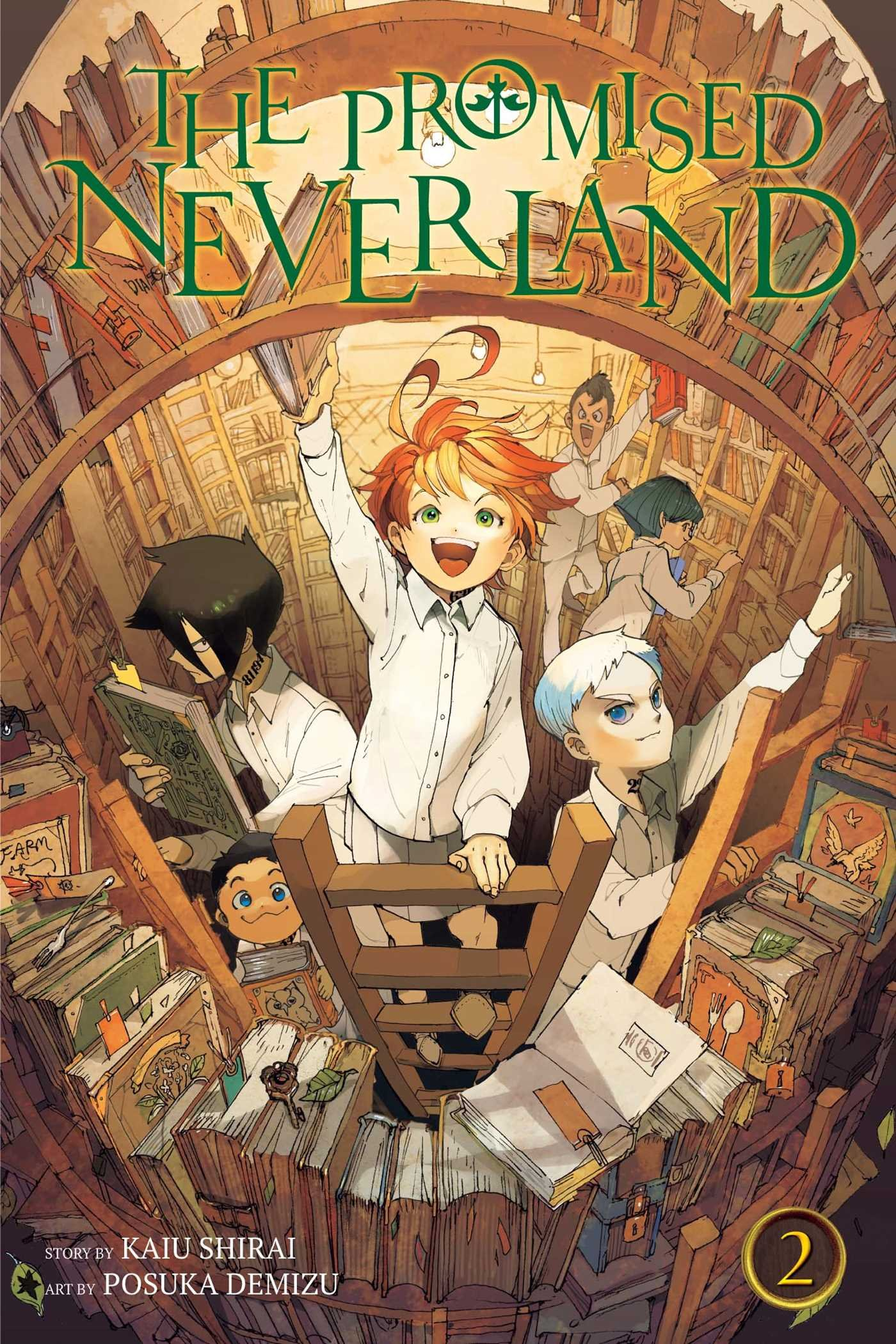 Image Yakusoku no Neverland 2nd Season