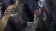 Mujika, Sonju and the old demon