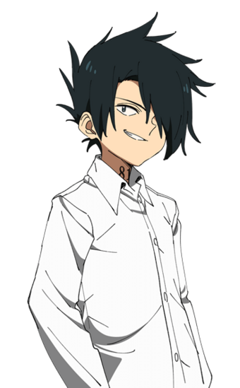 Ray The Promised Neverland Wiki Fandom