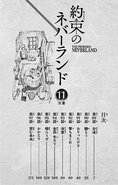 Volume 11 Table of Contents