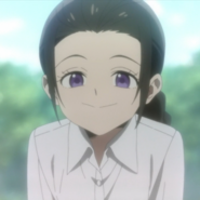 Young Isabella anime profile