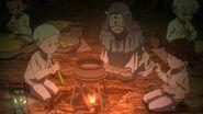 Mujika and the kids