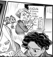 Cecile's high grades