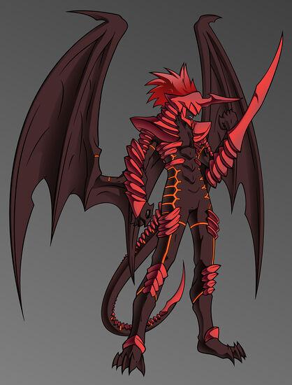Commision Devil Trigger Kyero by Seig Verdelet