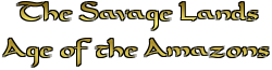 The Savage Lands Roleplay Wiki