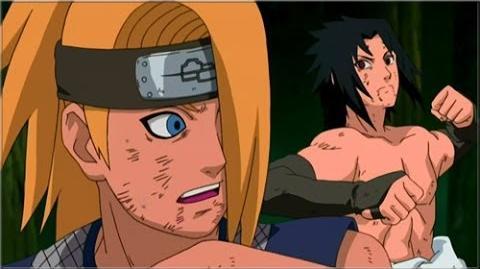 Sasuke vs