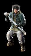 YLAD - Character Render - Yu Nanba