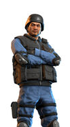 Kōichi Adachi (Riot Police Officer)