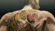 Saejima's Tattoo (Upper)