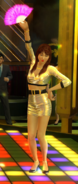 Isobe dancing