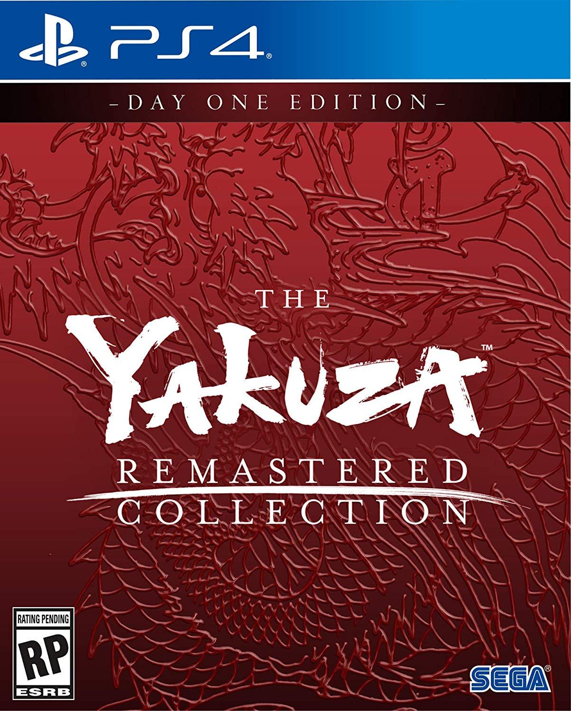 The Yakuza Remastered Collection Yakuza Wiki Fandom