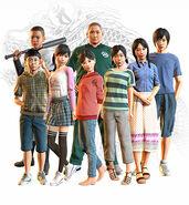 Morning Glory Orphanage Kids (Yakuza 6)