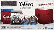 Yakuza remastered collection boxed set announcement