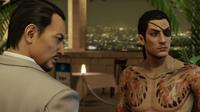 Sera informs Majima his men take Makoto to the hospital.png