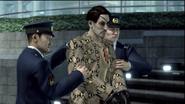 Majima arrested