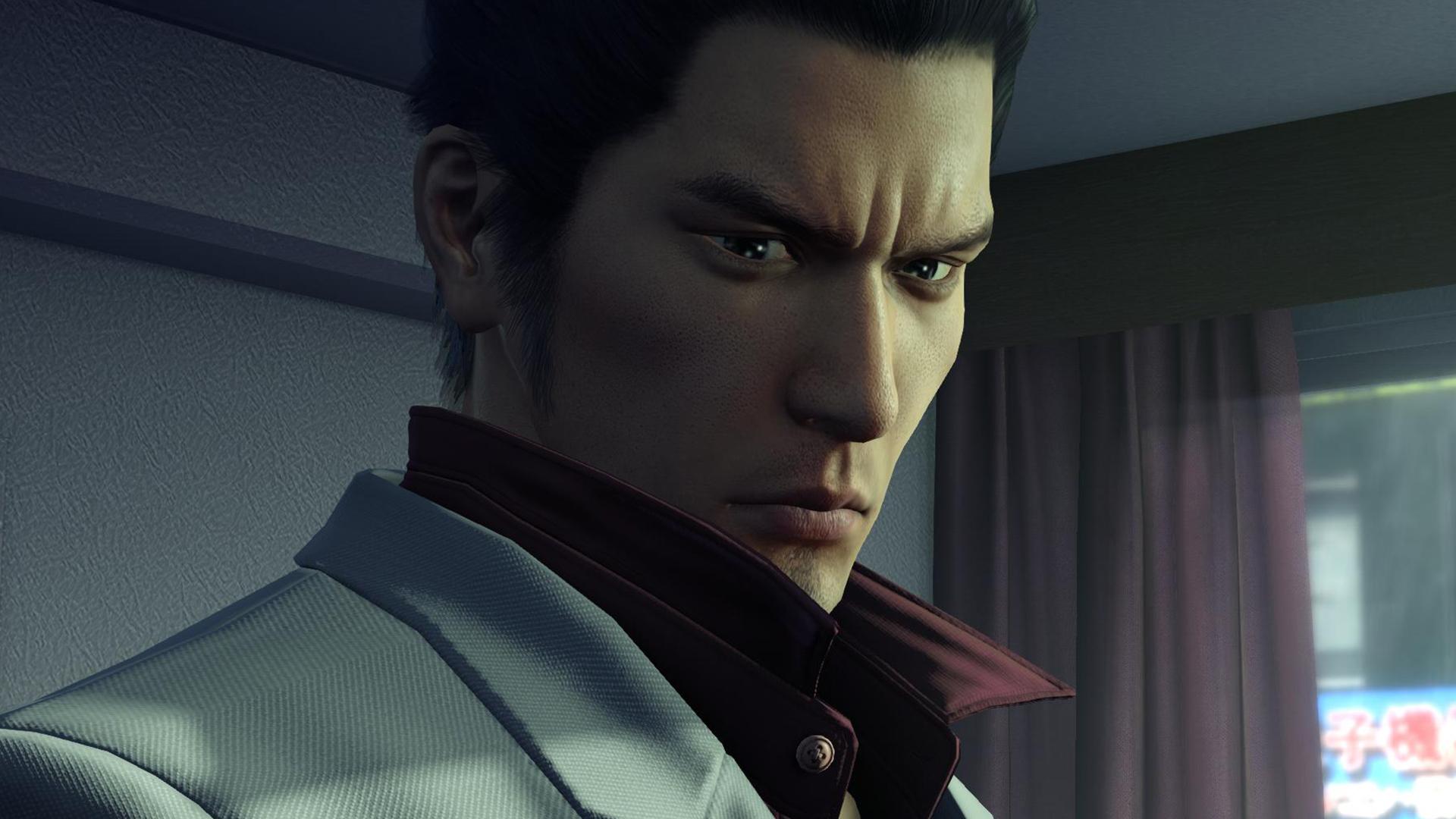 Kazuma Kiryu Yakuza Wiki Fandom