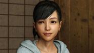 Haruka Sawamura in Yakuza 6