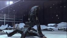 Saejima stomps Kugihara's wrist harder.png
