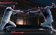 Kiryu vs. Shindo