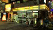 Yakuza 0 - Poppo Tenkaichi Street Exterior