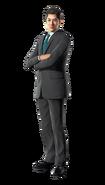 YLAD - Character Render - Hajime Ogasawara