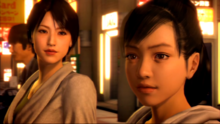 Park notices Haruka stare the mother and daughter holding hands.png
