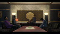 Dojima lieutenants have a meeting with Sohei and Lao Gui.png