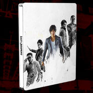 Lost Judgment - Cover - Steelbook